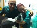 Foto con perro