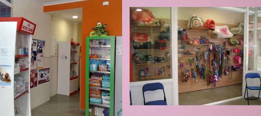 Centro veterinario mutxamel - visita nuestra tienda