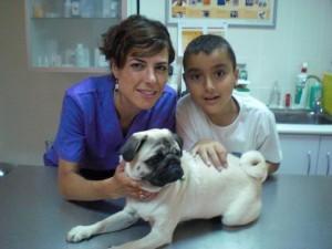 nuestro equipo - Carmen - centro veterinario mutxamel
